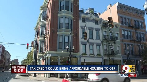 Tax credit could bring more affordable housing to Over-the-Rhine