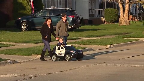 Community comes together for local Parma boy