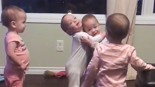 When Kids Hangout - This Are They Secret Best Friends Codes - Video