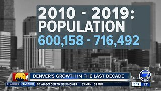 A look at our population and housing price growth in last 10 years