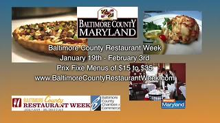 Baltimore County Restaurant Week - Video