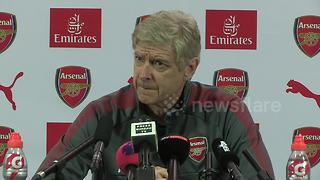 Wenger congratulates George Weah on Liberia presidency - Video