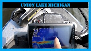 Union Lake Michigan Bass Fishing