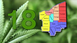 Northeast Ohio would get 18 medical marijuana dispensaries, according to draft proposal - Video