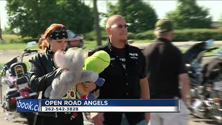 Open Road Angels help battered women - Video