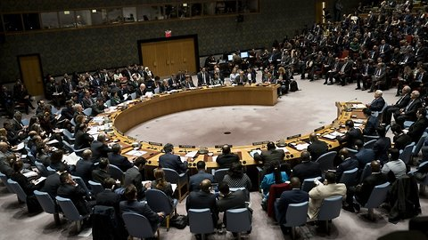 UN Security Council Demands Temporary Cease-fire In Syria