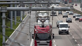 Germany opens first electric highway