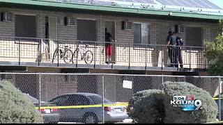 Suspect identified after shooting at east side apartment complex - Video