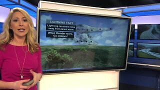 Weather 101: What makes lightning?