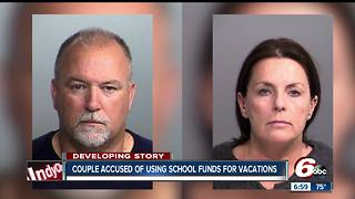 Southport High School baseball coach, drama chair accused of theft & forgery - Video