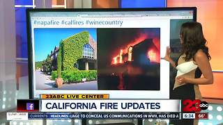 Northern California battles destructive fires - Video
