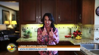 Robbie Raugh's tips for losing weight