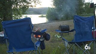Crews working to open some campgrounds in the Boise National Forest