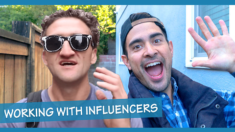 How to work with influencers to reach the masses