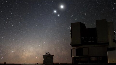 Rare three-planet conjunction of Mercury, Jupiter and Saturn to illuminate the sky this weekend