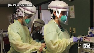 Hospitals prepare for another surge of COVID-19 cases