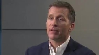 Missouri Gov. Greitens indicted on felony charge - Video