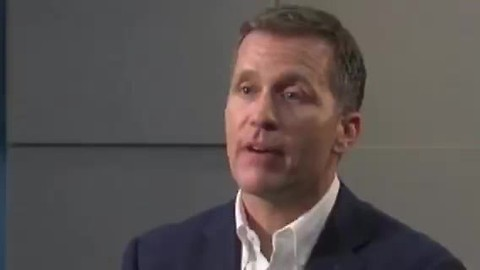 Missouri Gov. Greitens indicted on felony charge