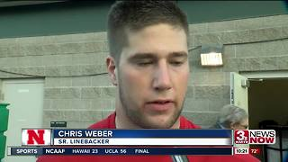 Huskers Learn From Oregon Loss - Video
