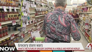 Grocery store wars - Video