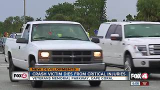 Driver in deadly Cape Coral had several traffic violations - Video