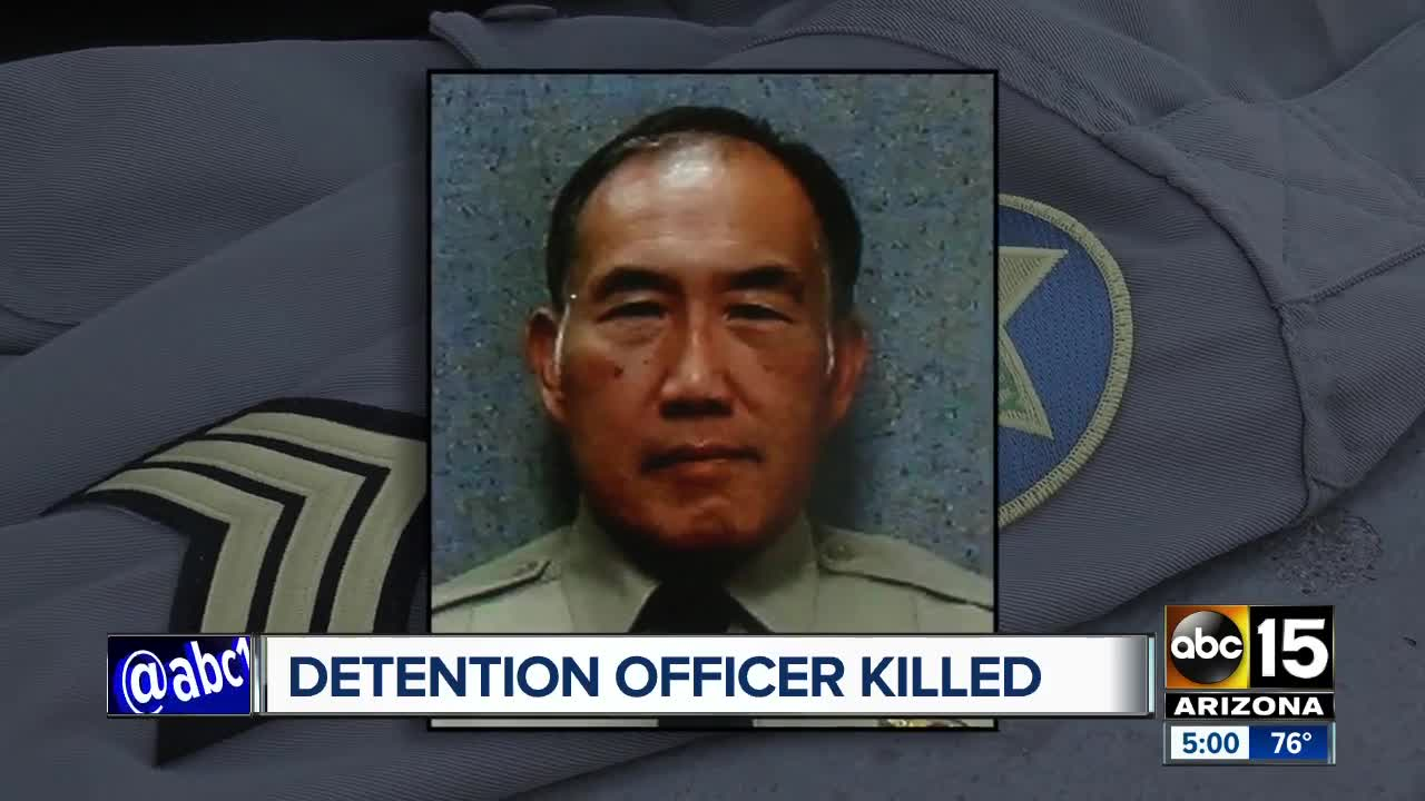 MCSO detention officer remembered after being attacked, killed by inmate
