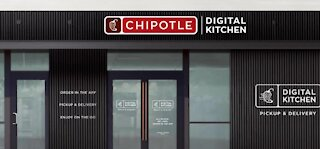 Chipolte launches new digital kitchen