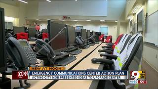 911 Center action plan
