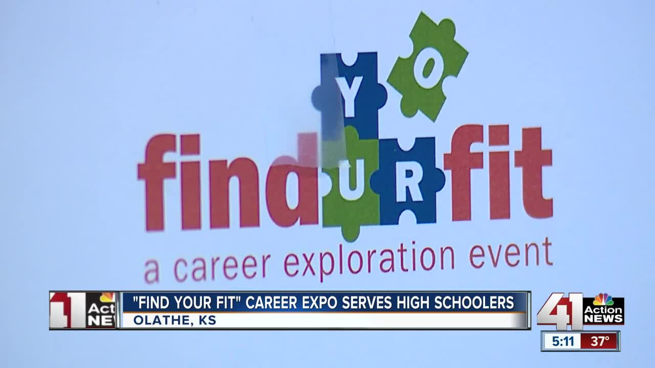 Career expo gives high school students hands-on experience