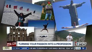 Turning your passion into a profession - Video