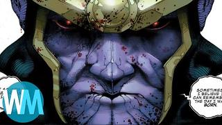 Top 10 Worst Things Thanos Has Ever Done - Video
