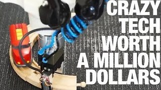 Crazy Tech Worth a Million Dollars - Video