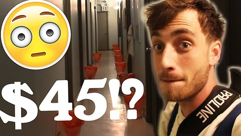 The Crazy Cheap $45 Hostel in NYC?