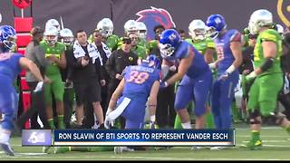 Vander Esch will be represented by BTI Sports - Video