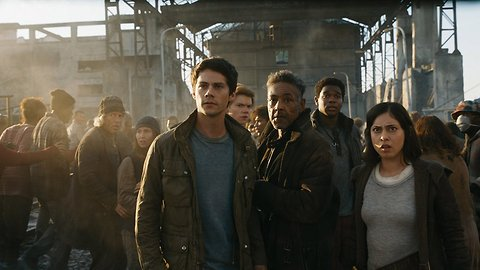 The Final 'Maze Runner' Signals The End Of This Major Hollywood Trend