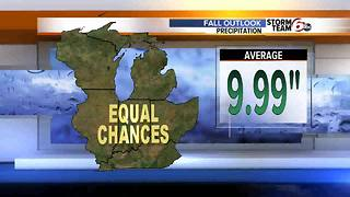 Fall Outlook - Video
