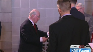 Nebraska Electors cast their vote - Video