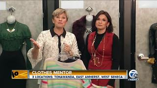 Clothes Mentor Segment 4