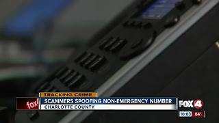 Scammers pose as Charlotte County Sheriff detectives - Video
