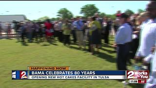 Bama Food Companies celebrate 80 years and new facility - Video