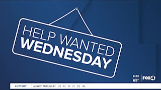 Help Wanted Wednesday 9/23