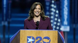 Sen. Kamala Harris Accepts Democratic Vice President Nomination