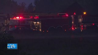 Body of homeowner found in Waushara Co. fire - Video