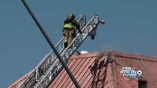 Tucson firefighters taking new safety precautions - Video