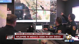 Cal Fire prepares for strong winds during red flag warning - Video