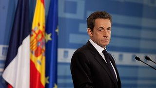 Police Question Nicolas Sarkozy About 2007 Campaign Funding - Video