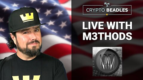 Live with M3thods on the 305th Military Battalion, General Mcinerney, Lin Woods. Arizona & more!