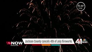 County calls off July 4 fireworks show at Longview Lake - Video