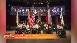 Emerald Contractors talks with us about their passion to serve veterans - Video