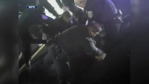 New angle of Sterling Brown tasing and arrest